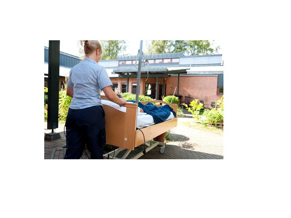 Vårdval för palliativ slutenvård: Ökad tillgänglighet för dem som behöver.