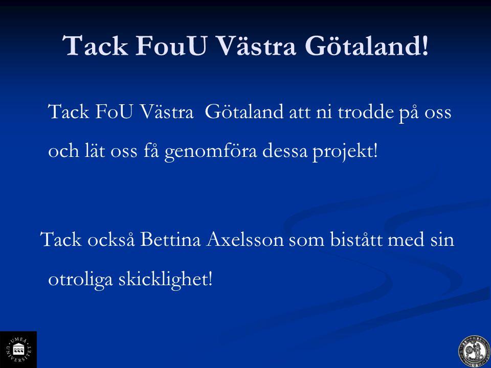 Tack FouU Västra Götaland.