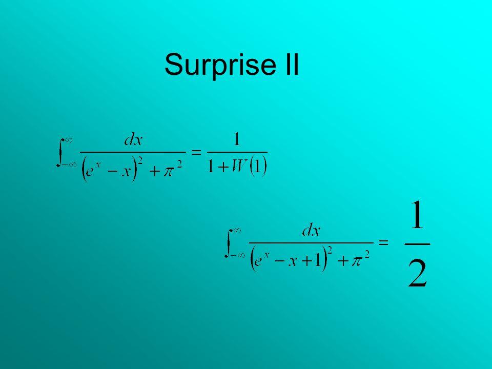 Surprise II
