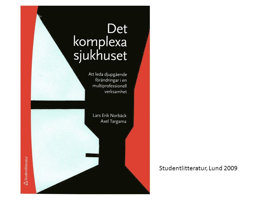 Studentlitteratur, Lund 2009
