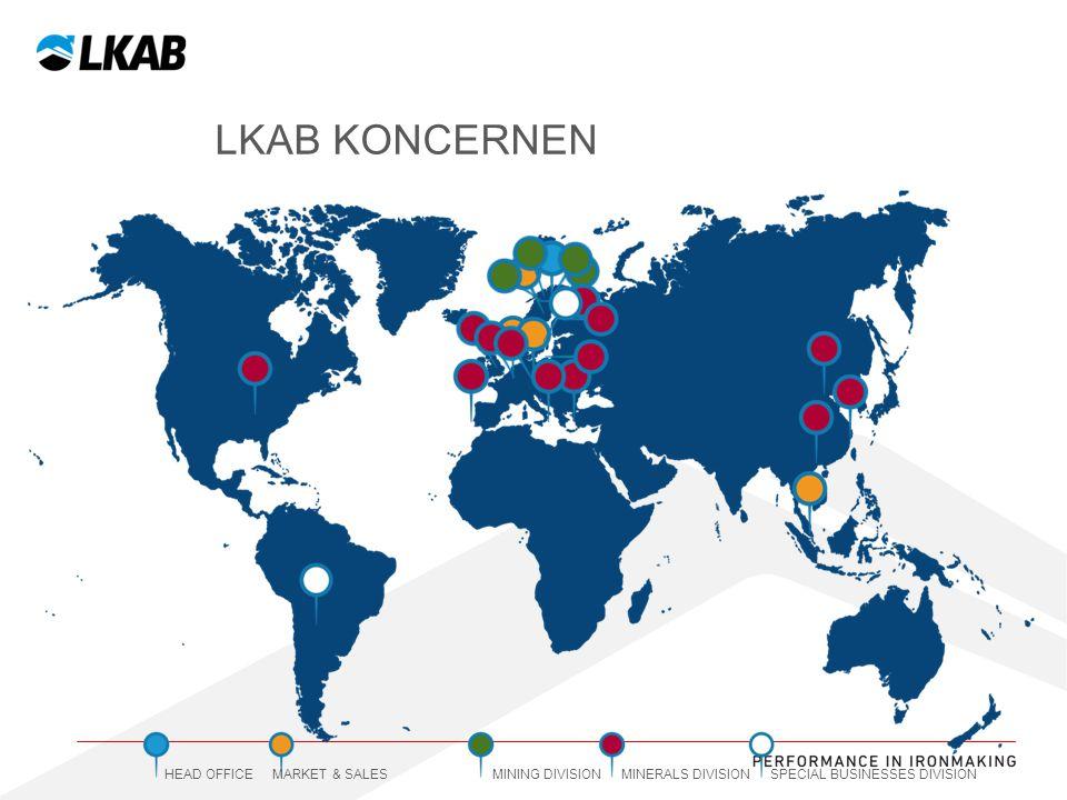 Sv E10 mot Kiruna Mertainen Start planerad 2015 Malmbanan Gruvberget Start maj 2010 Leveäniemi Start planerad 2015 Kraftnät SVAPPAVAARAFÄLTET - EUROPAS STÖRSTA JÄRNMALMSPROJEKT