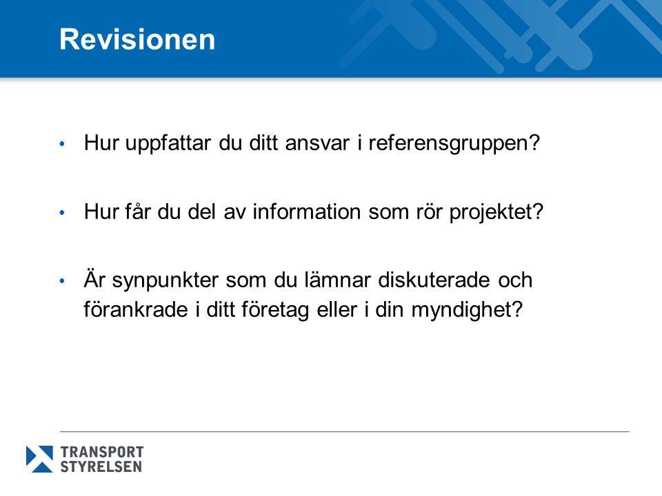 JTF - inga krav på tekniska normer