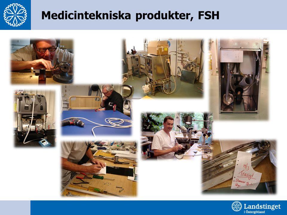 Medicintekniska produkter, FSH