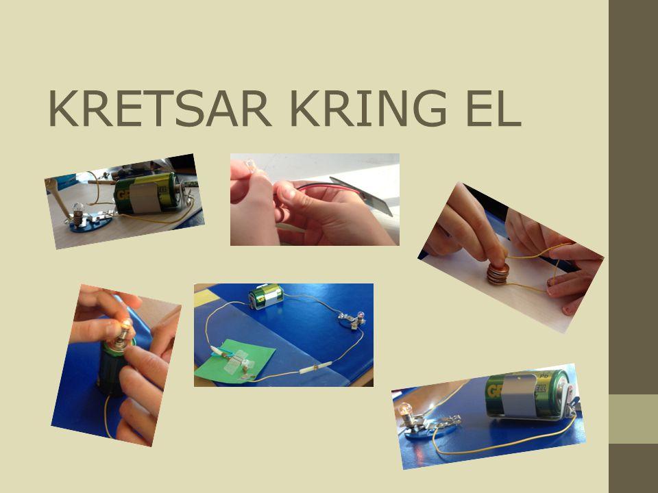 KRETSAR KRING EL