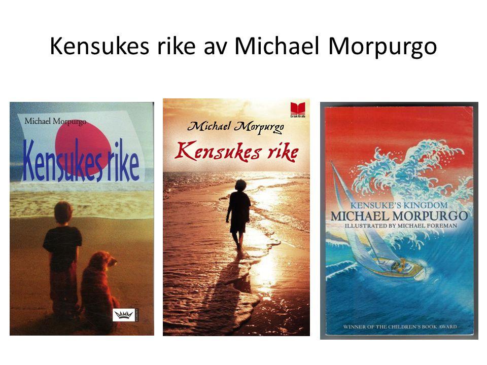 Kensukes rike av Michael Morpurgo