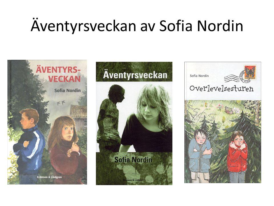 Äventyrsveckan av Sofia Nordin