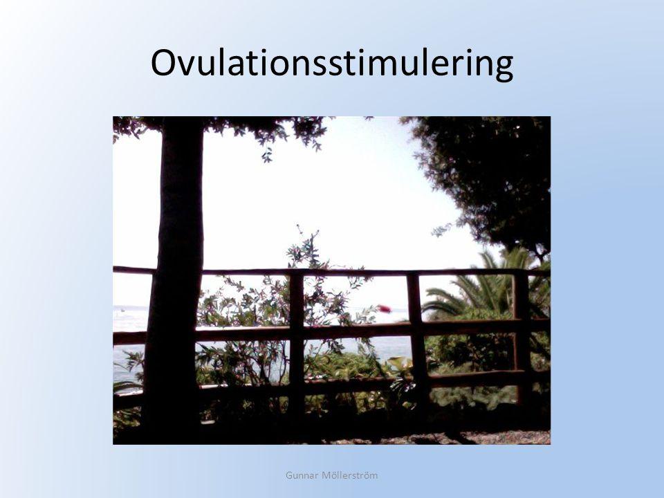 Ovulationsstimulering Gunnar Möllerström