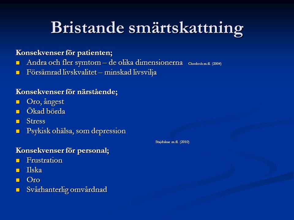 Teambaserad diagnostik Gunnar Eckedal Läkaren har huvudansvaret för diagnostiken Läkaren har huvudansvaret för diagnostiken Sjuksköterskan har huvudansvaret för samordning och genomförande av diagnostiken Sjuksköterskan har huvudansvaret för samordning och genomförande av diagnostiken Sjukgymnasten relaterar smärtan till rörelse och funktion.