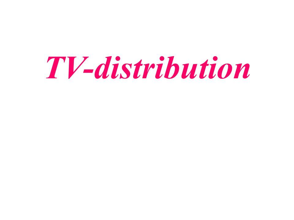TV-distribution