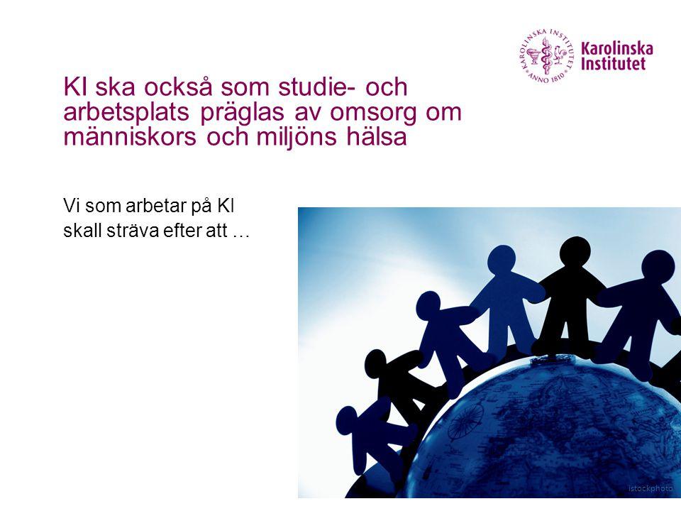 3) Var man hittar riktlinjer, verksamhetsregler och annan information om KIs miljö- och hållbarhetsarbete http://internwebben.ki.se/mls