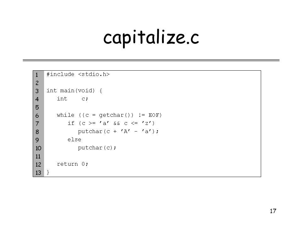 17 capitalize.c