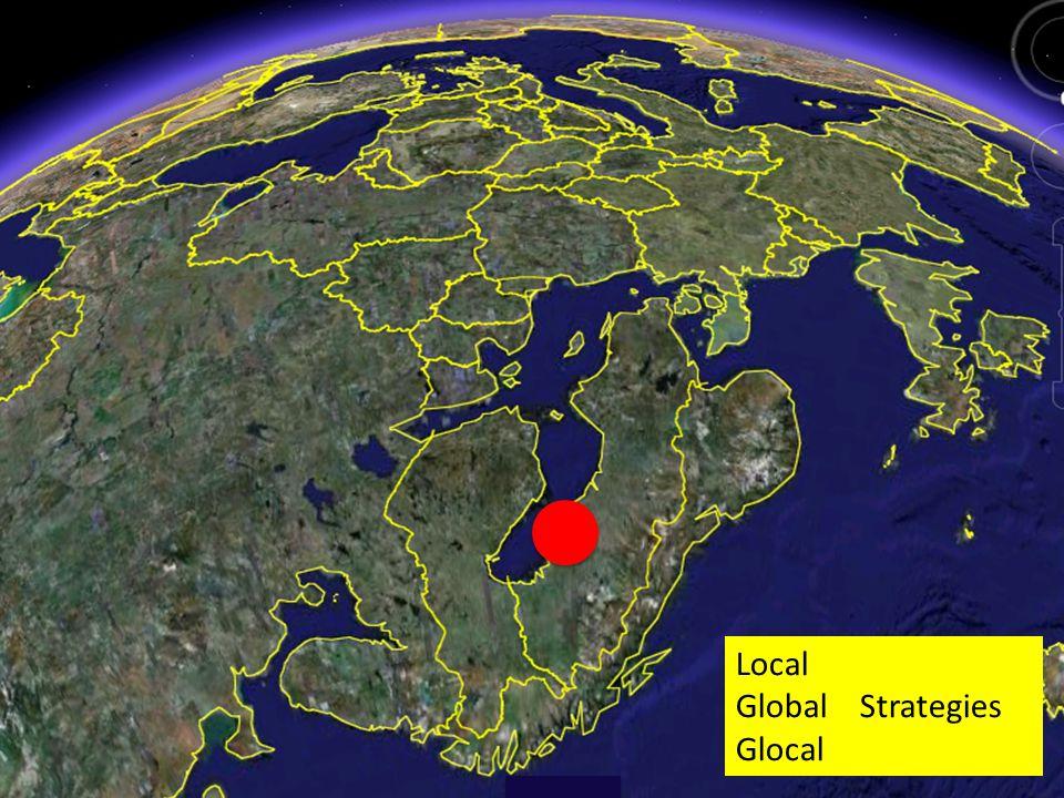 Local Global Strategies Glocal