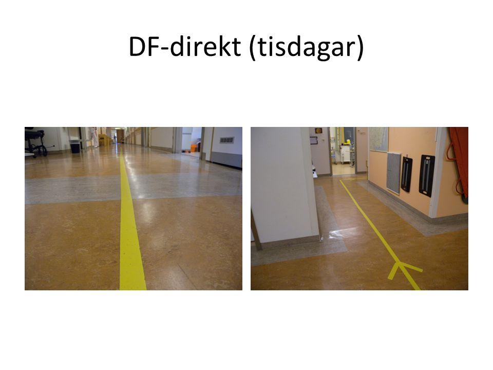 DF-direkt (tisdagar)