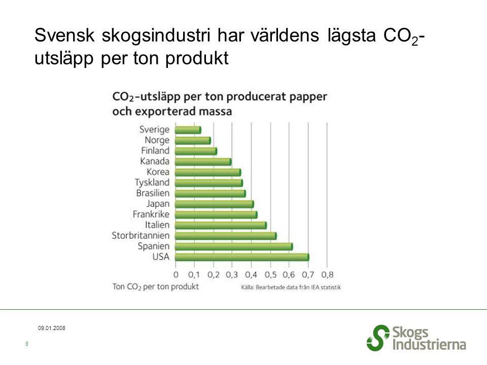 Skogsindustrins mål är att NRA-initiativet utpekas som en strategisk satsning för Sverige.