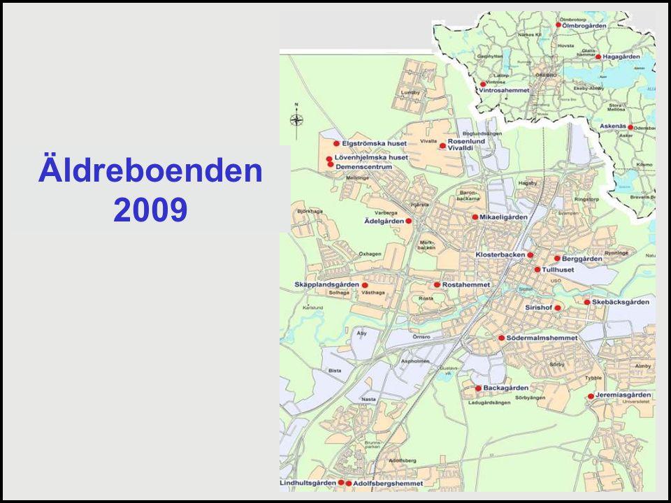 Äldreboenden 2009
