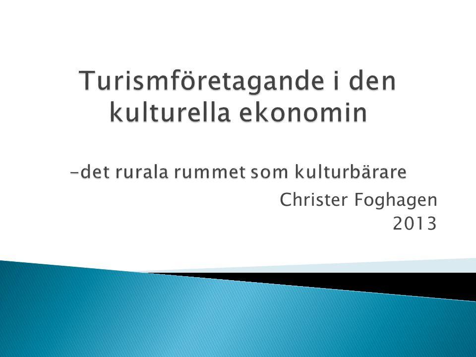 Christer Foghagen 2013