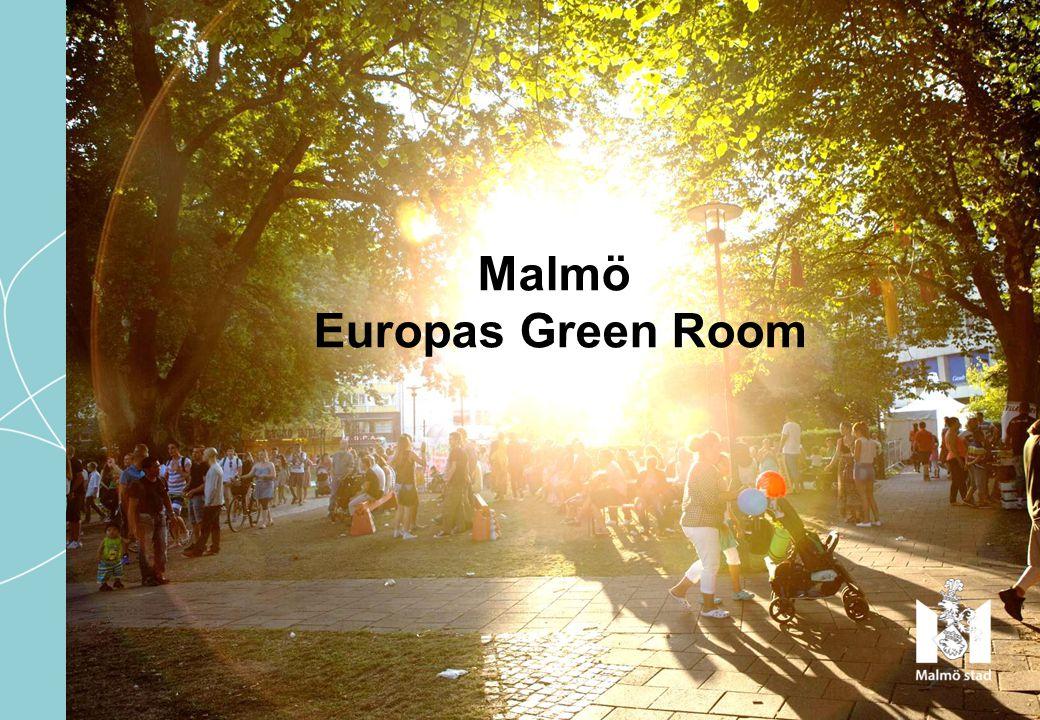 Malmö Europas Green Room