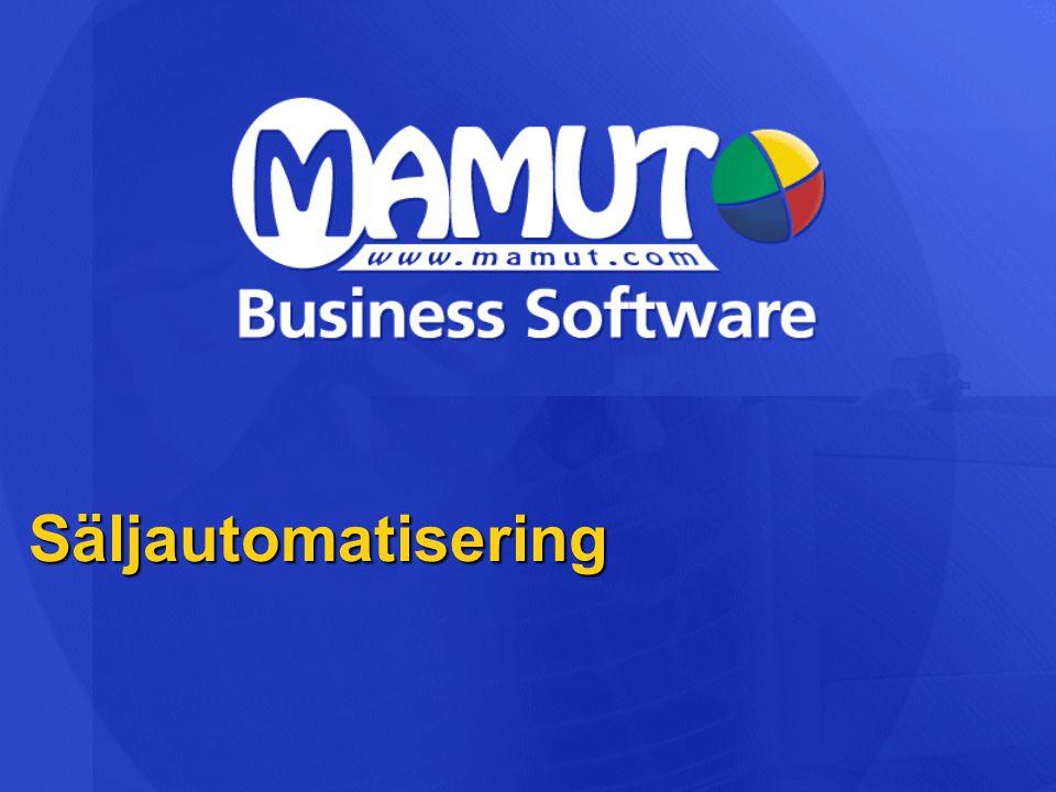 Säljautomatisering Säljautomatisering