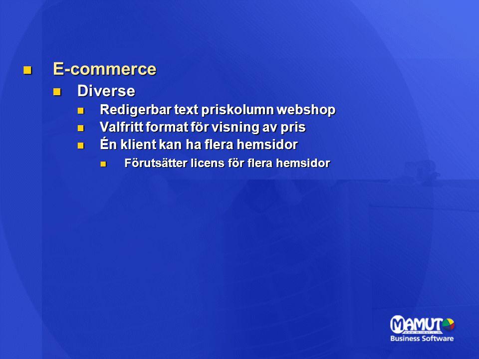 E-commerce E-commerce Diverse Diverse Redigerbar text priskolumn webshop Redigerbar text priskolumn webshop Valfritt format för visning av pris Valfri