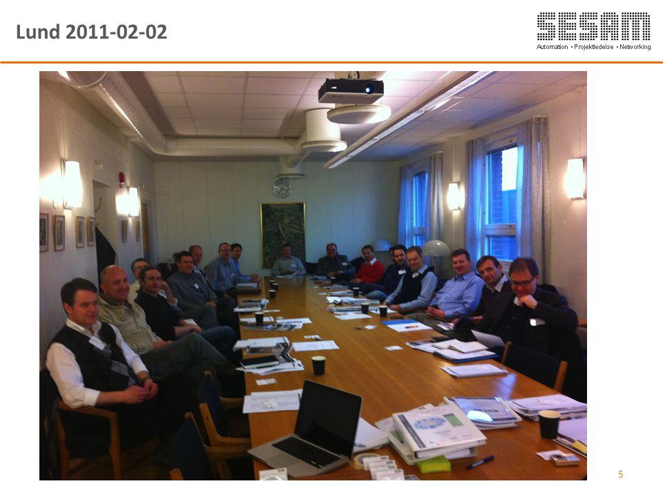 01-03-2011Sesam Sverige5 Lund 2011-02-02