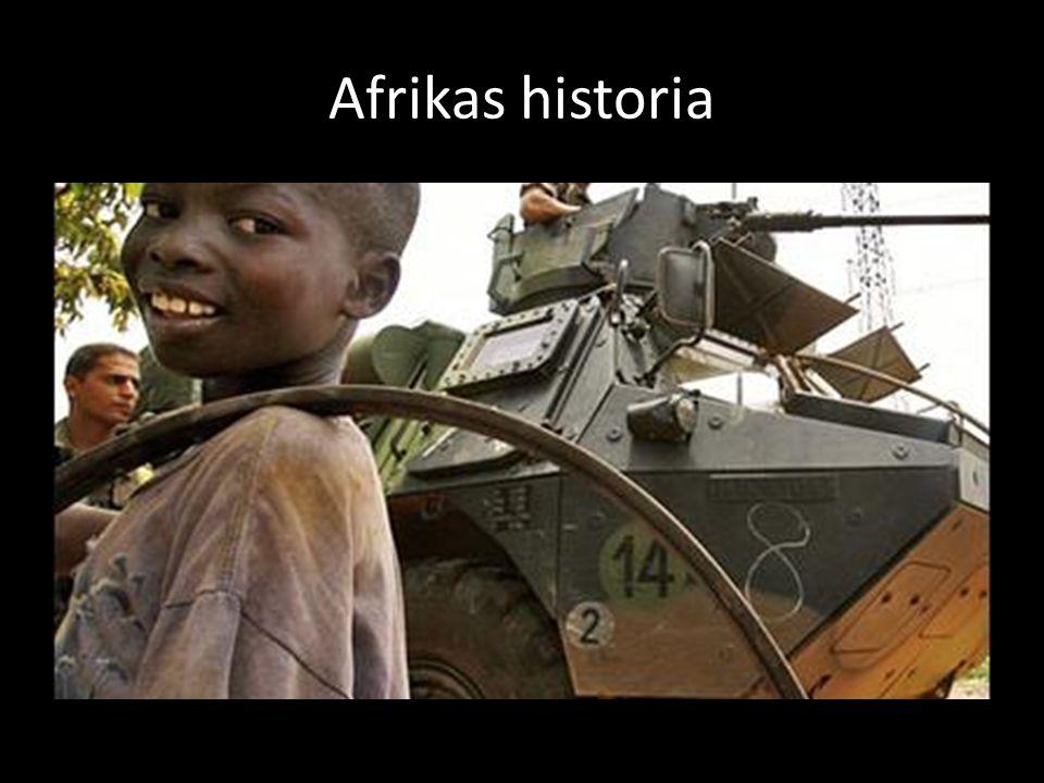 Afrikas historia