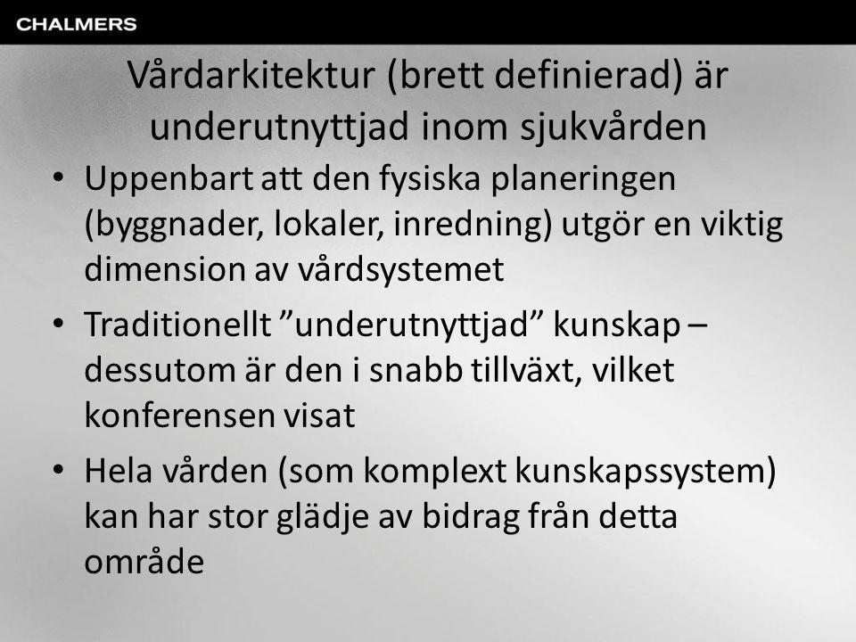 Mikael Elam Nya Bild och interventionscentrum på Sahlgrenska.