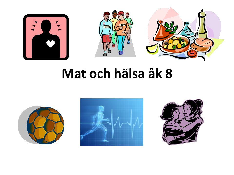 WHO = World Health Organization Enligt WHO innebär hälsa att ha det bra både fysiskt, psykiskt och socialt.