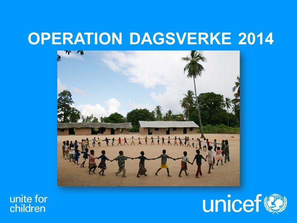 UPPLÄGG Vad är UNICEF.