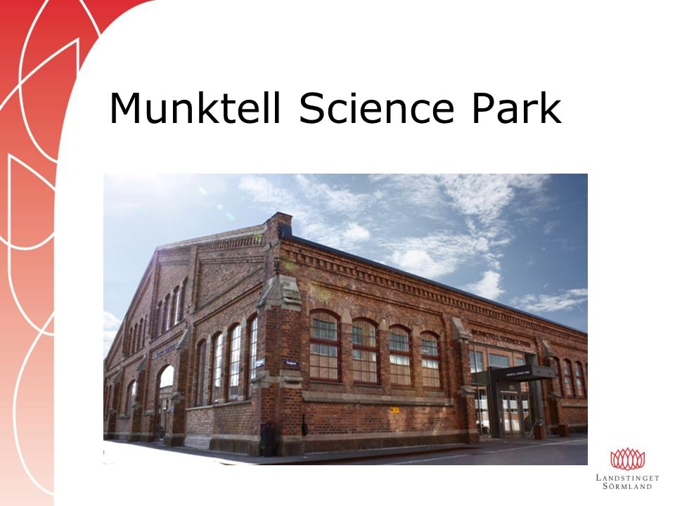 Munktell Science Park