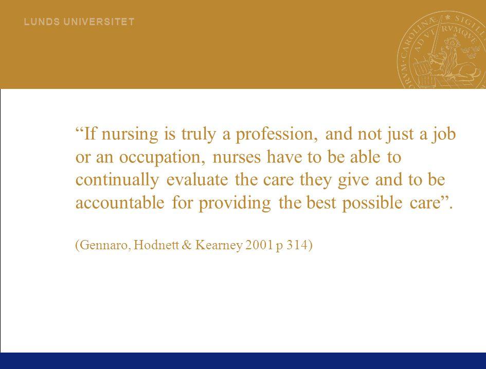 23 L U N D S U N I V E R S I T E T Föräldrars behov under sjukhusvistelse (Hallström, Runeson & Elander, 2002)