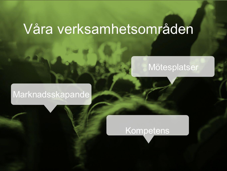 Media Evolution City Mötesplatser The ConferenceRundabordssamtalMedlemsmöten