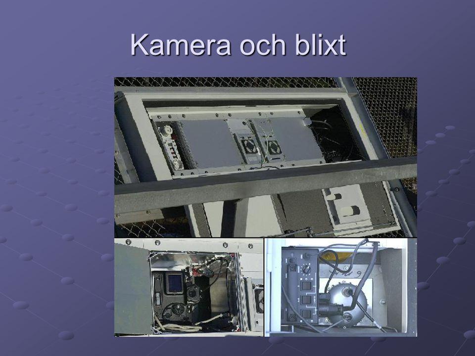 Tröskling De pixlar med störst intensitet blir objekt (10% av totala antalet pixlar)