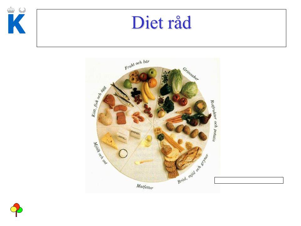 Diet råd