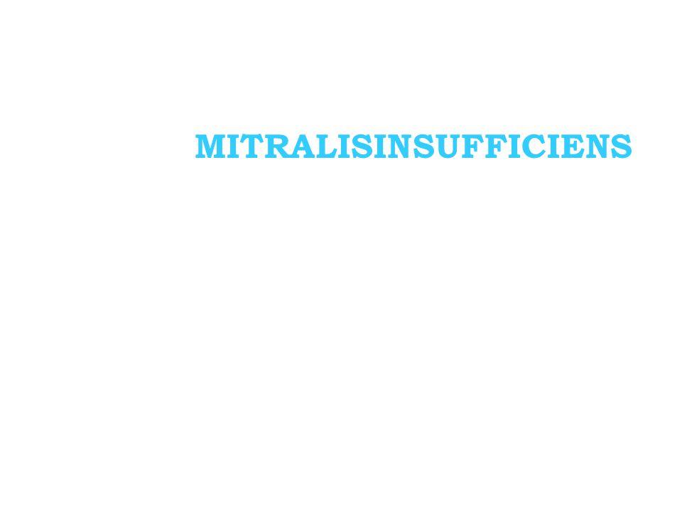 MITRALISINSUFFICIENS