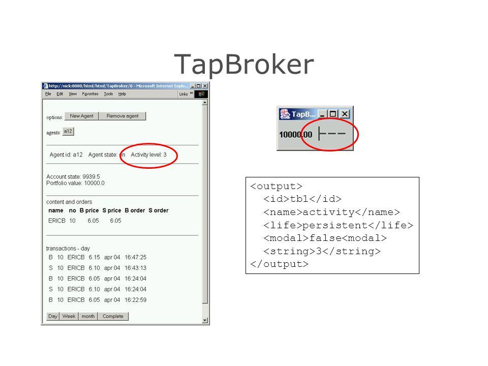 TapBroker tb1 activity persistent false 3