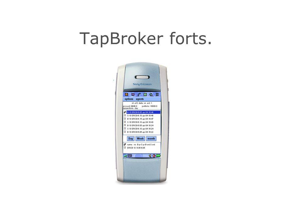 TapBroker forts.