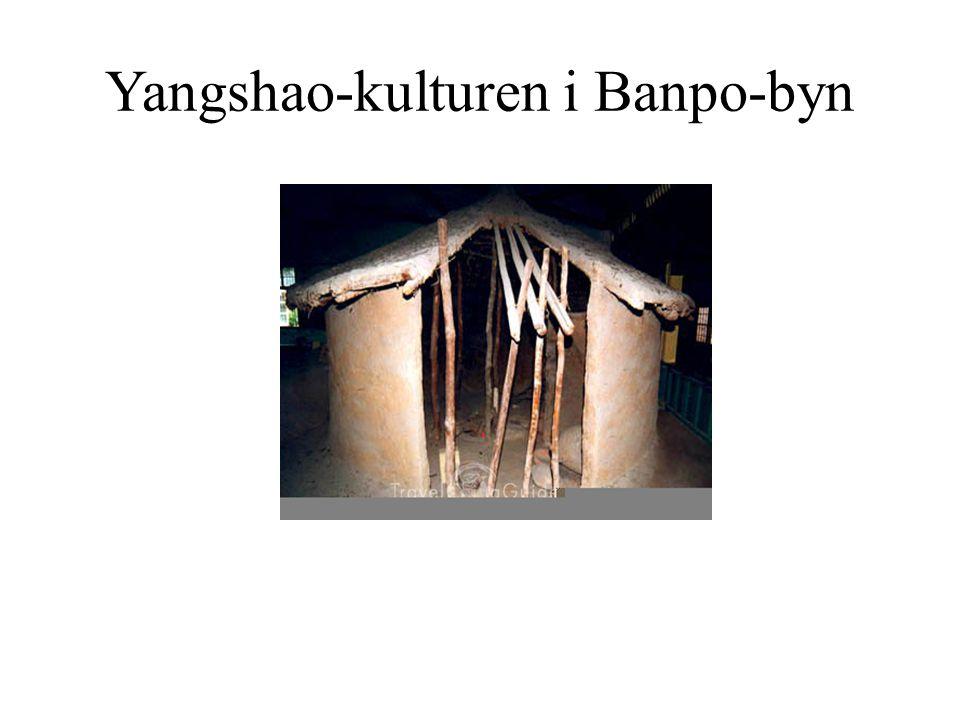Yangshao-kulturen i Banpo-byn