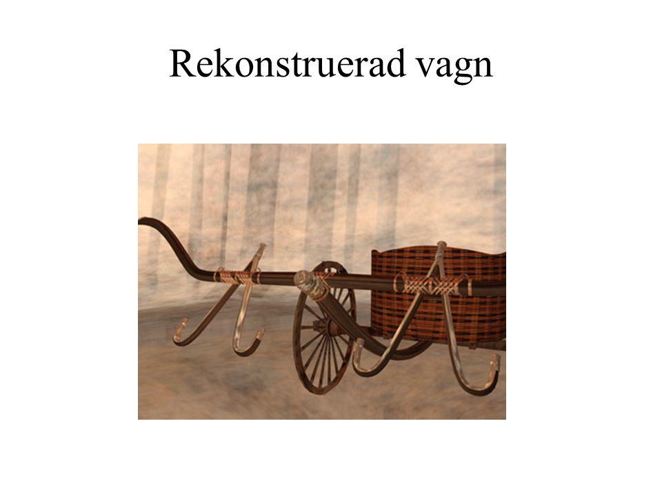 Rekonstruerad vagn