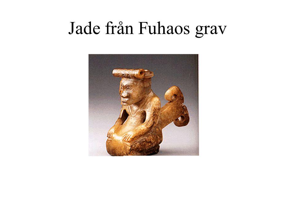 Jade från Fuhaos grav