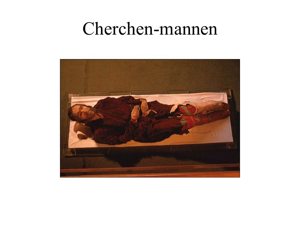 Cherchen-mannen