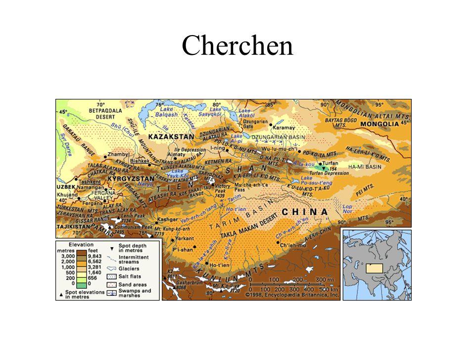 Cherchen