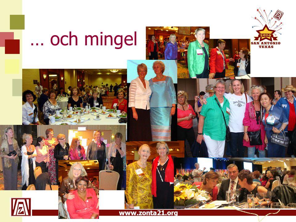 www.zonta21.org … och mingel