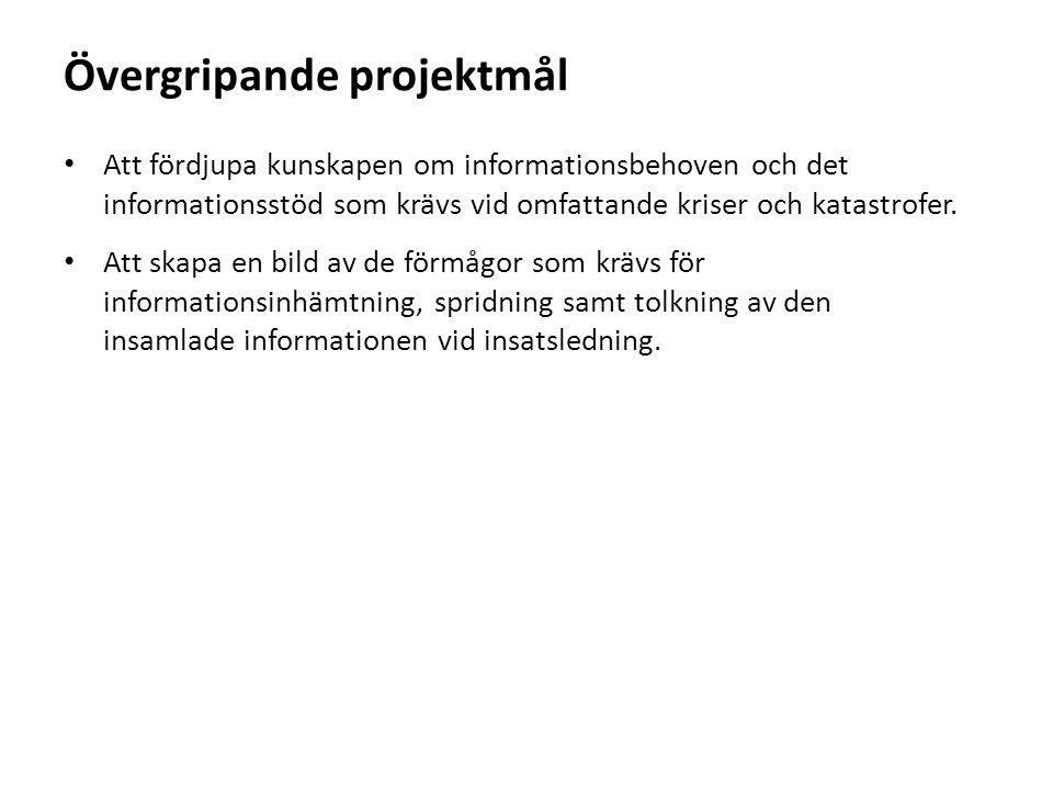 Fall: Stödstyrkan Nationell resurs bestående av personal från MSB, SoS, Rikskrim, Svenska kyrkan, Röda Korset och Rädda Barnen.