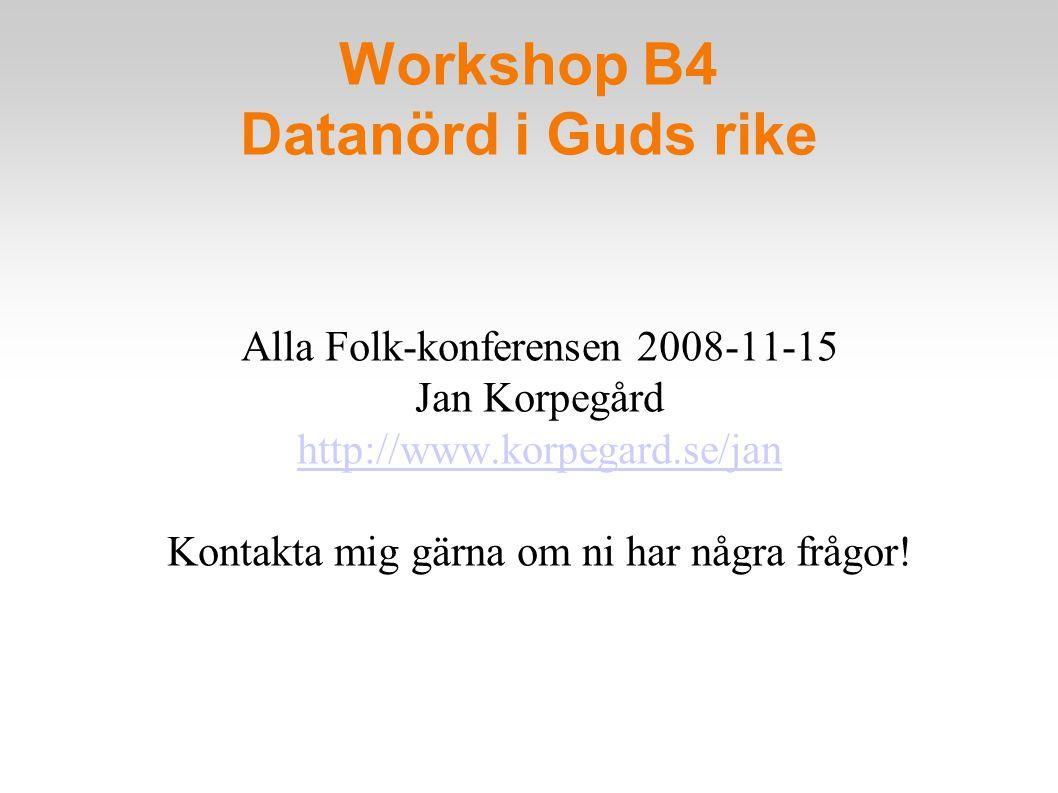 http://www.korpegard.se/jan/2 Introduktionsdelen Presentation Inledning Trender Varför nätet.