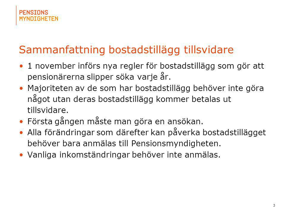 För att uppdatera sidfotstexten, gå till menyn: Visa/Sidhuvud och sidfot... Sammanfattning bostadstillägg tillsvidare 1 november införs nya regler för