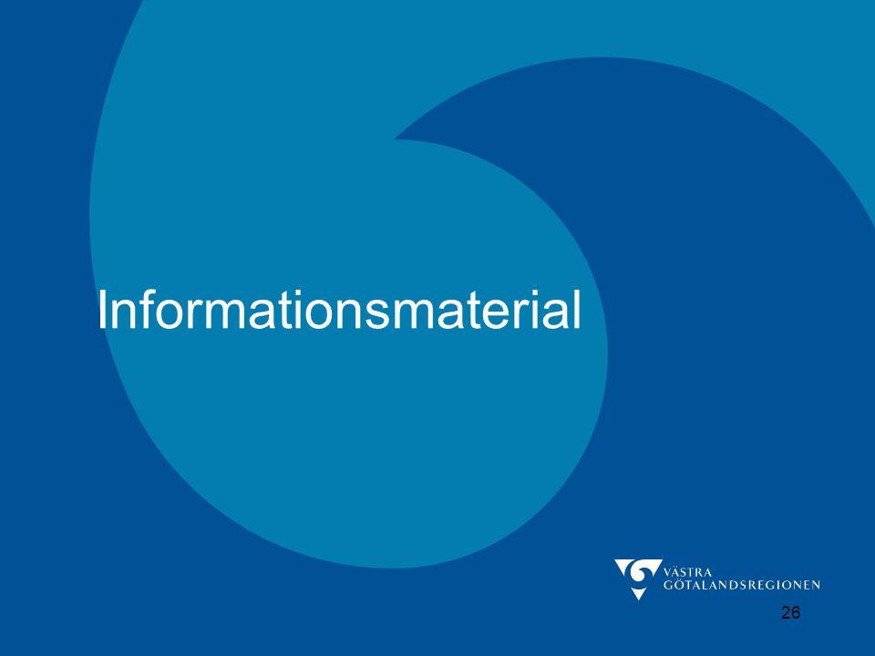 26 Informationsmaterial