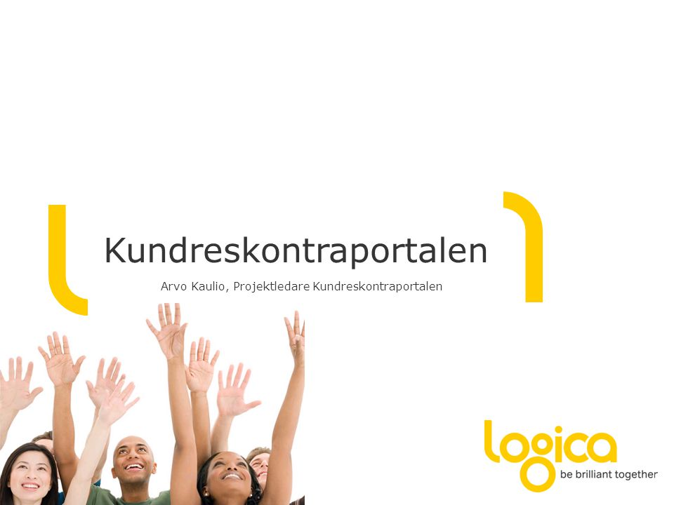 © Logica 2010. All rights reserved Min sida