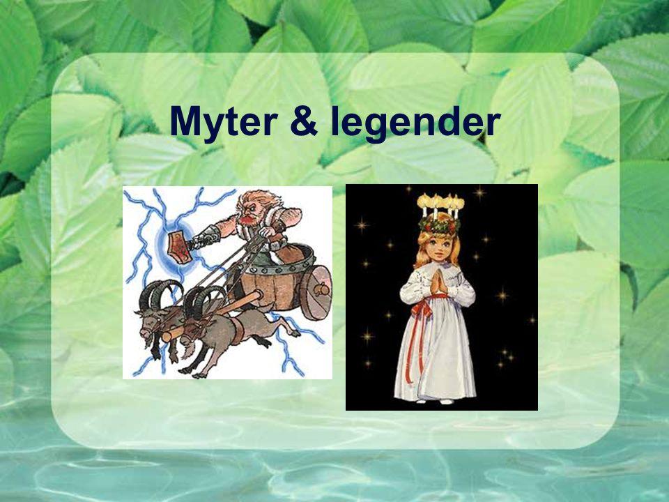 Myter & legender