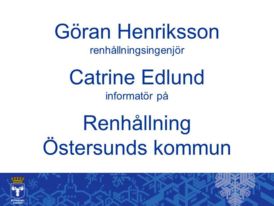 Nyheter på renhållningen Nytt tillstånd för Gräfsåsen Ny deponi på Gräfsåsen Taggning av kärl Ny entreprenör för FA Plastförpackningar JCCCS (Jenny, Catrin, Carolin, Charlotte, Sophie)