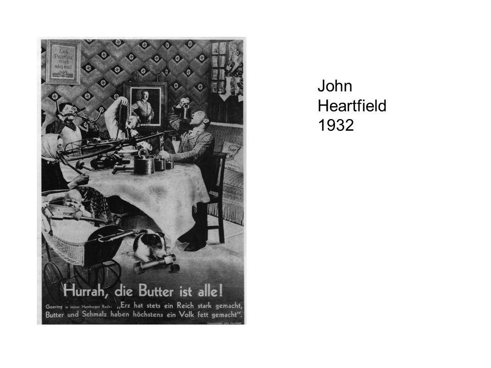 John Heartfield 1932